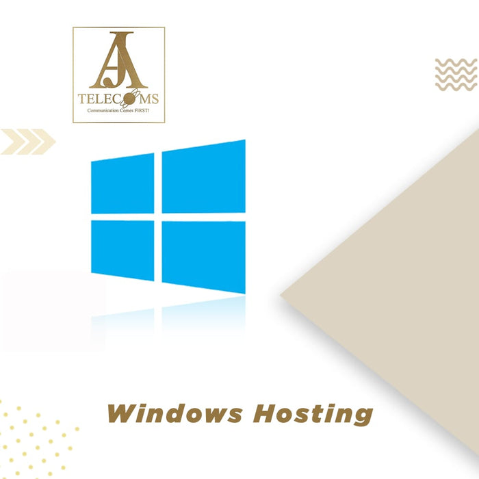 Aj Windows Hosting XL
