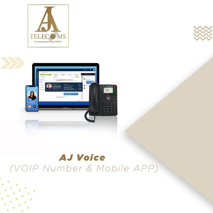 Aj VoIP DID SA Number Subscription