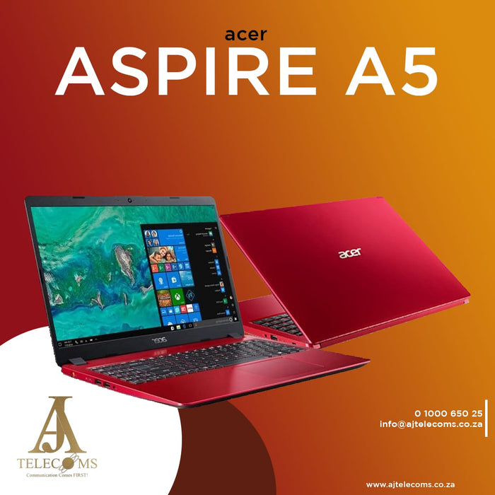 "Acer Aspire A5 (Intel® Core™ i5-1035G1U 15.6"" FHD Acer ComfyView IPS LED)"