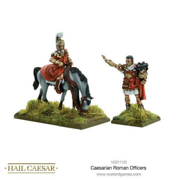 Caesarian Roman Officers