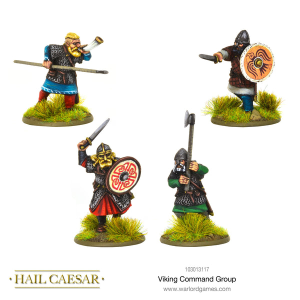 Viking command group