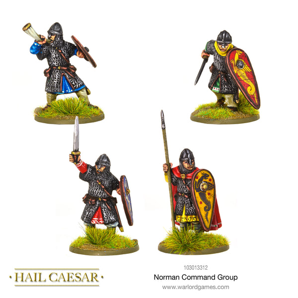 Norman command group