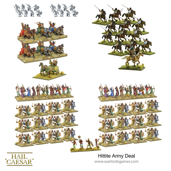 Age of Bronze: Hittite Army Deal