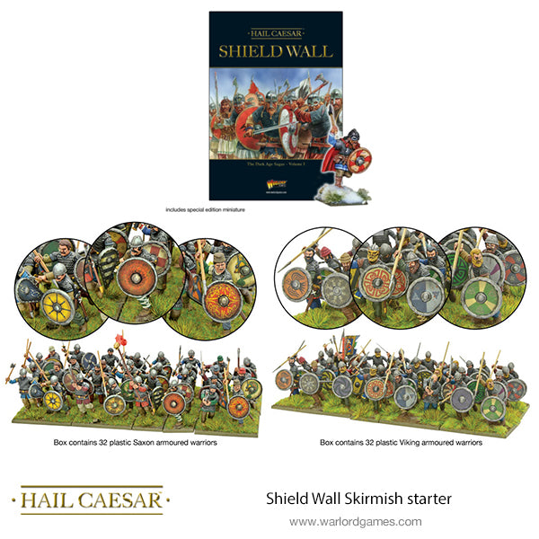 Shield Wall Skirmish starter