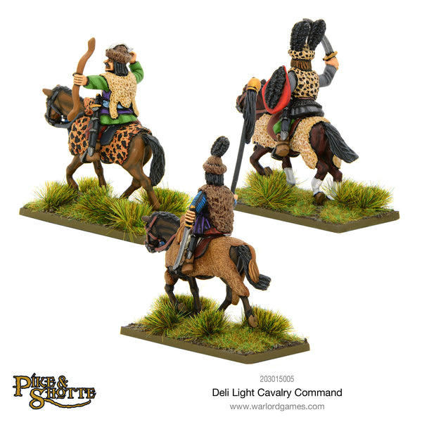 Deli Light Cavalry Command