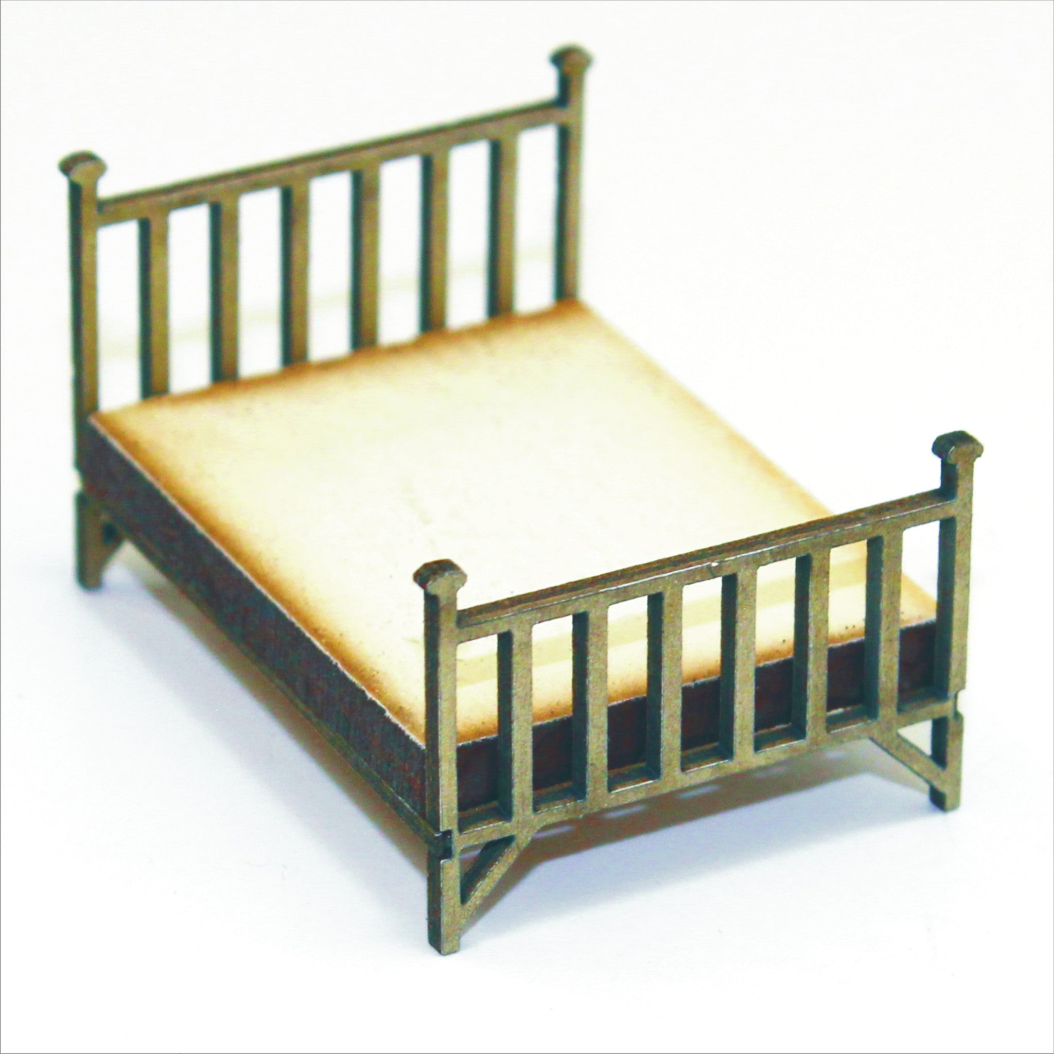 Double Brass Bed - Warlord Games