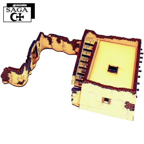 SAGA: Arabic Village Compound 1