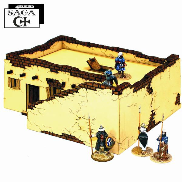 SAGA: Arabic Rural Dwelling 2