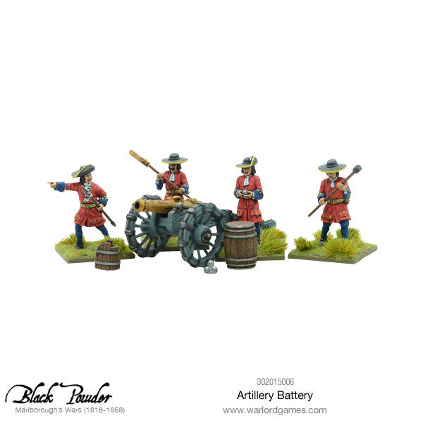 WSS Artillery Battery