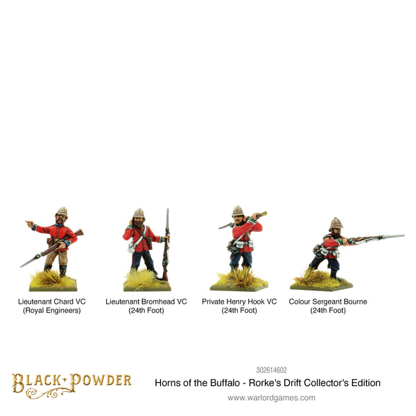Horns of the Buffalo - Rorke's Drift collectors edition