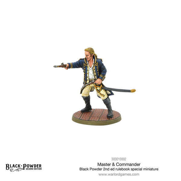 Black Powder II rulebook
