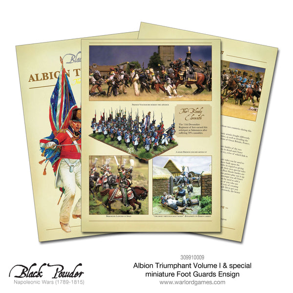 Albion Triumphant Volume 1 - The Peninsular campaign