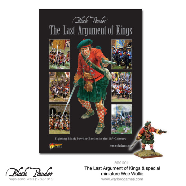 Black Powder Supplement: The Last Argument of Kings