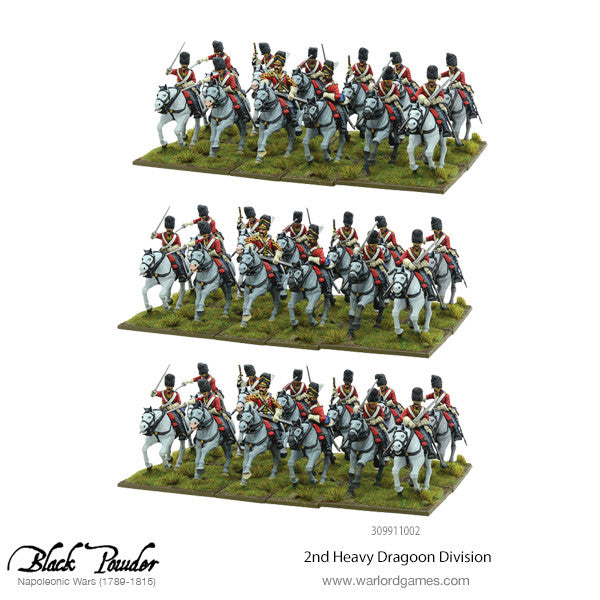 2nd Heavy Dragoon Division