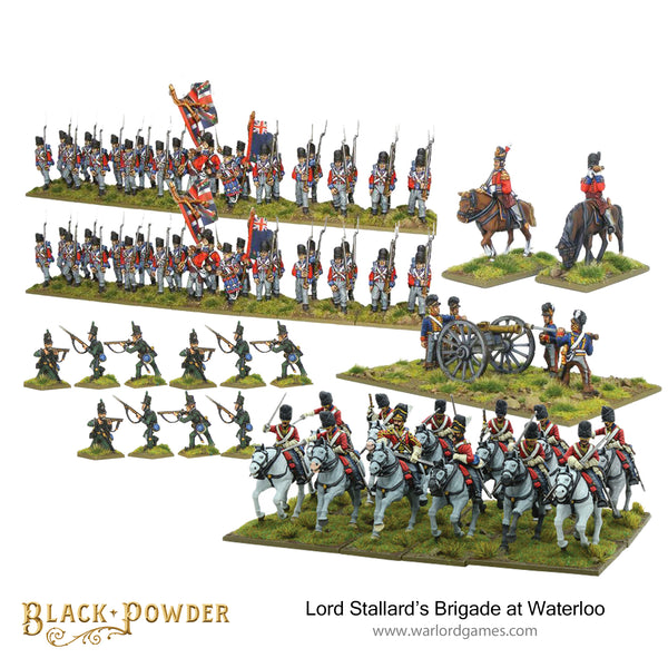 Lord Stallard's Brigade (Waterloo)