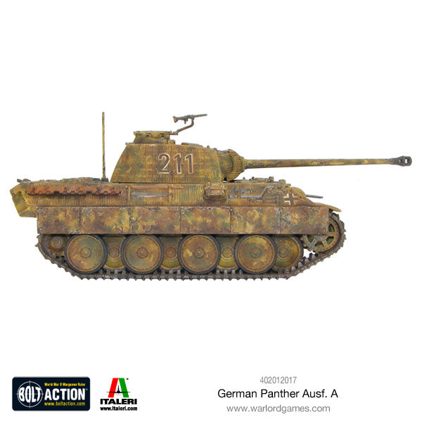 German Panther Zug