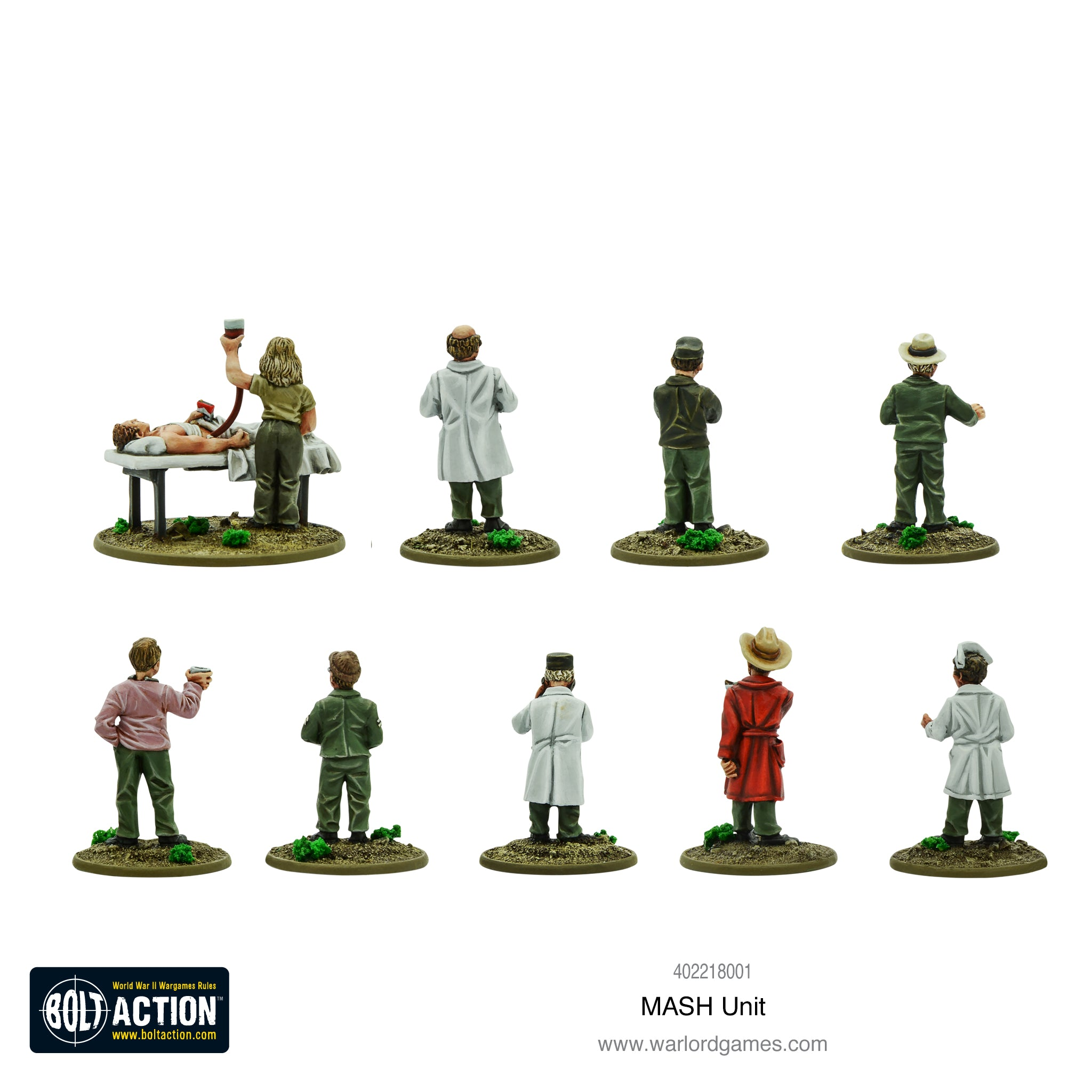 US Army - Warlord Games
