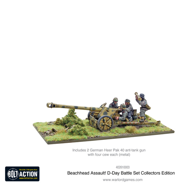 Beachhead Assault! D-Day battle-set collectors edition