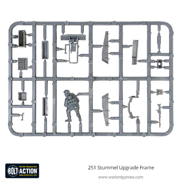 251 Stummel Upgrade Frame