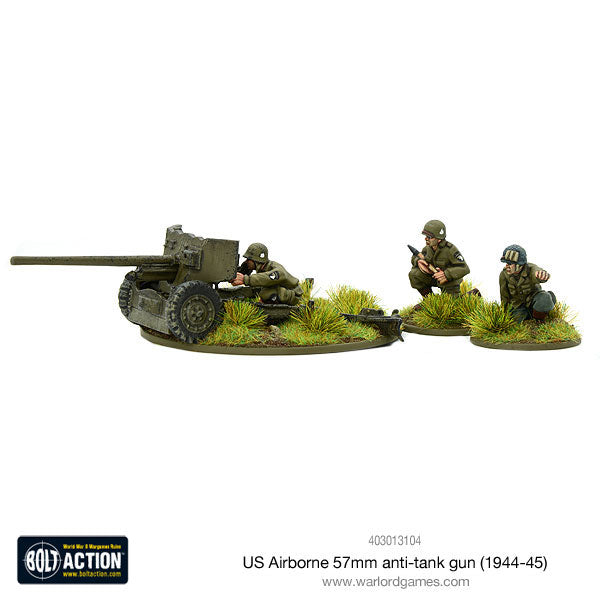 us airborne 57mm anti tank gun 1944 45 warlord games