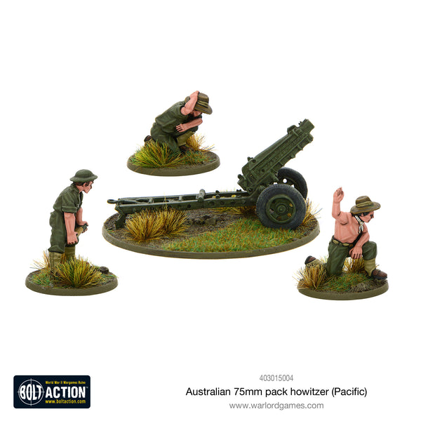 Australian 75mm pack howitzer (Pacific)