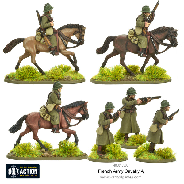 French Army Cavalry A