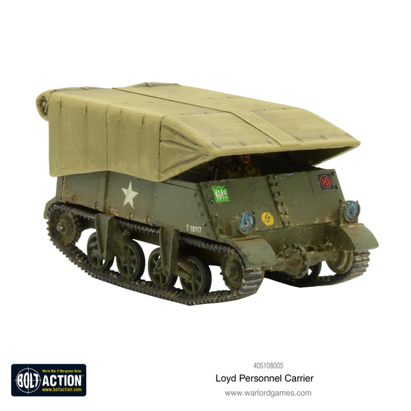 Loyd Personnel Carrier