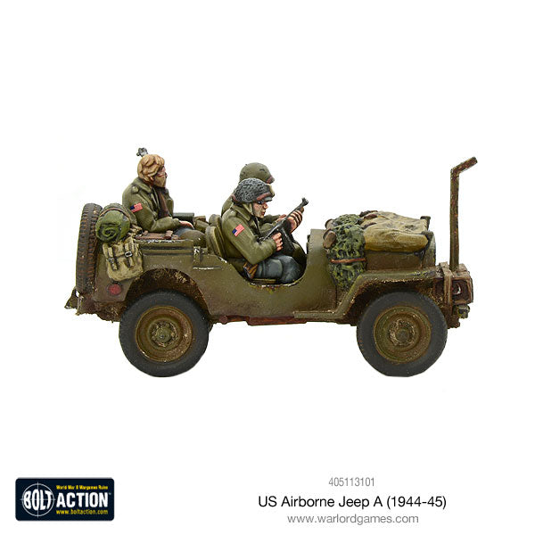 US Airborne Jeep (1944-45)
