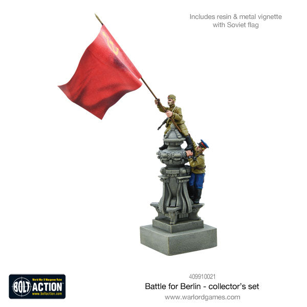 The Battle for Berlin battle-set collectors set