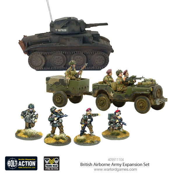 British Airborne Army Expansion Set