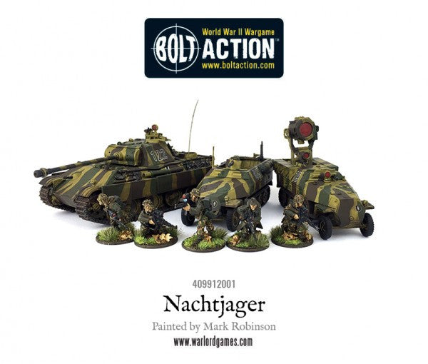 Nachtjager (German Night Hunters) Gruppe