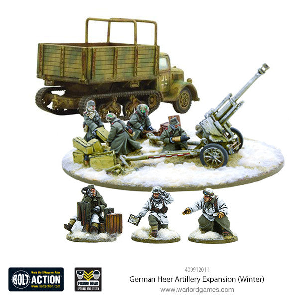 German Heer Artillery Expansion (Winter)