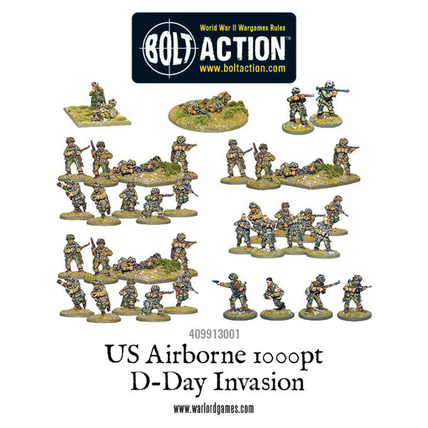 US Airborne 1000pt D-Day Invasion