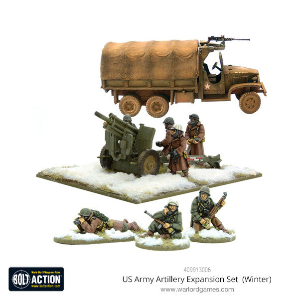 US Army Artillery Expansion Set (Winter)