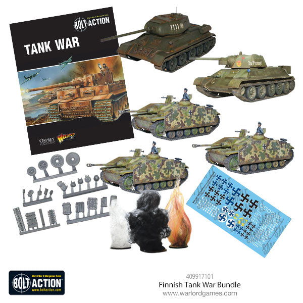 Finnish Tank War Bundle