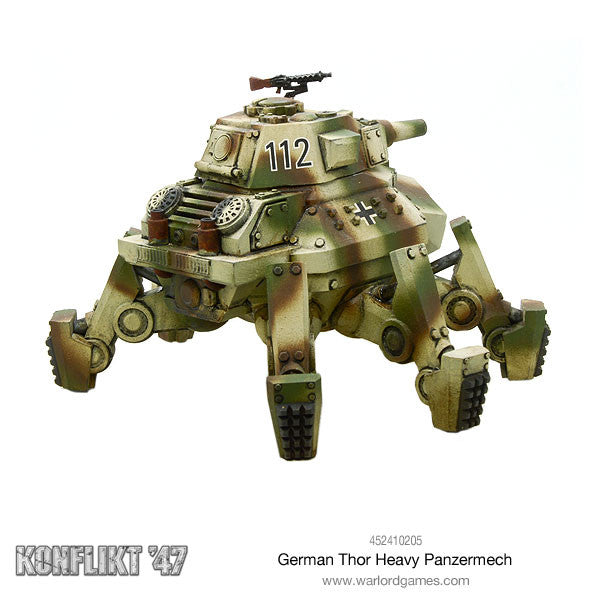 German Thor Heavy Panzermech