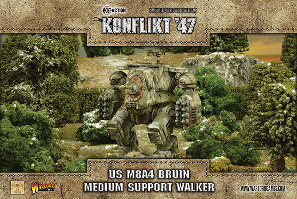 US Bruin Assault Walker
