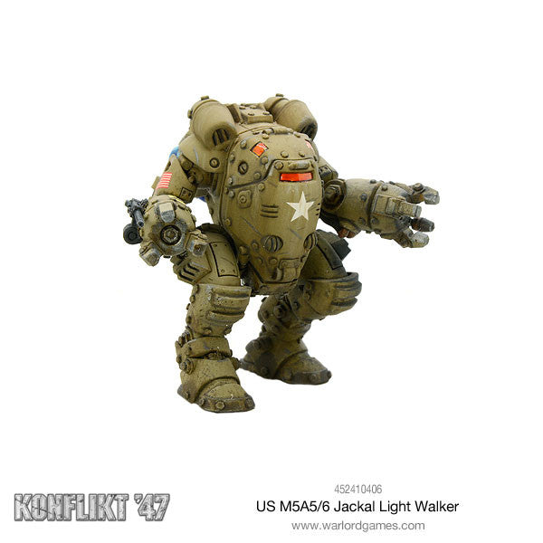 US Jackal Walker