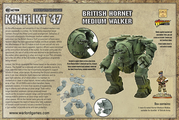 GB Hornet Medium Walker