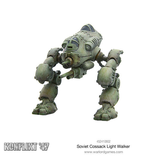 Soviet Cossack Light Walker
