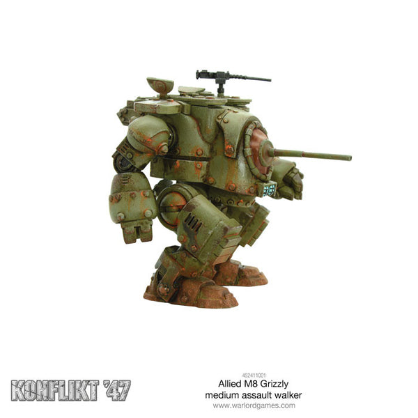 Allied Grizzly Medium Walker
