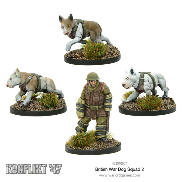 British War Dog Squad 2