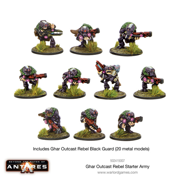 Ghar Outcast Rebel Army