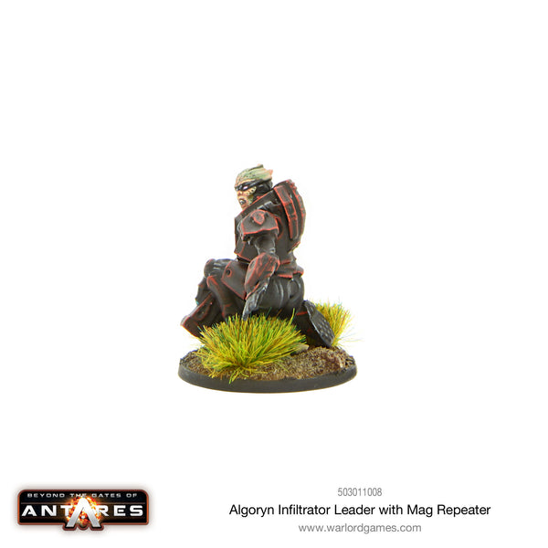Algoryn Infiltrator leader with mag repeater