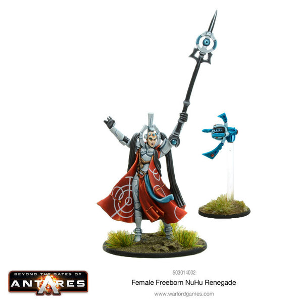 Female Freeborn NuHu Renegade