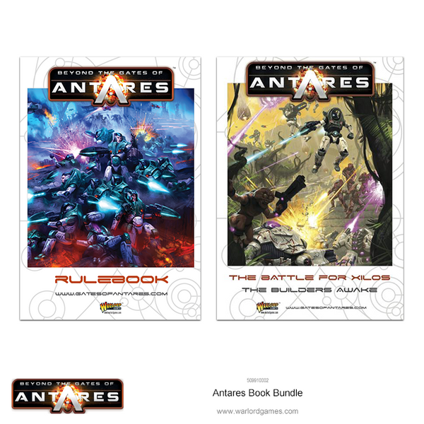 Antares Book Bundle