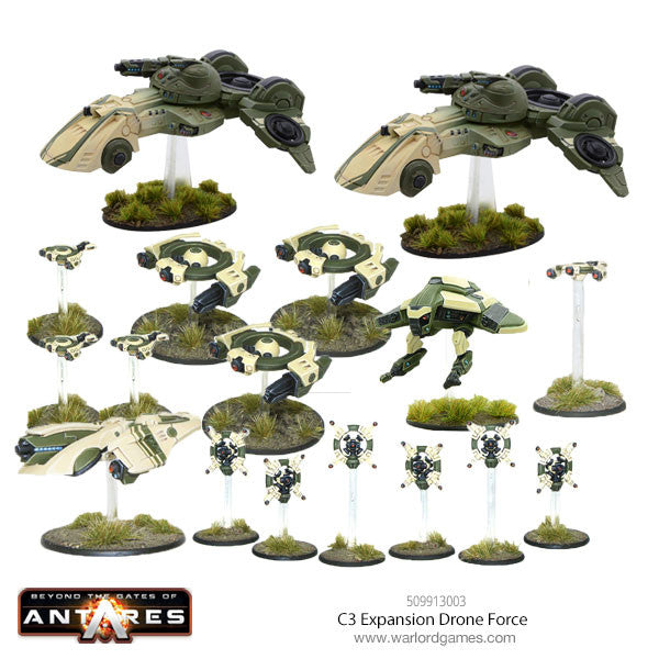 C3 Expansion Drone Force