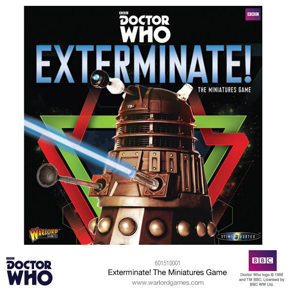 Doctor Who - Warlord Games