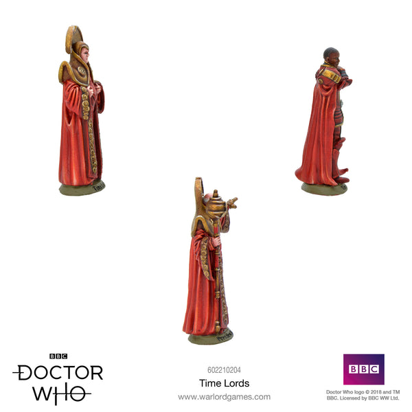 Doctor Who Time Lords