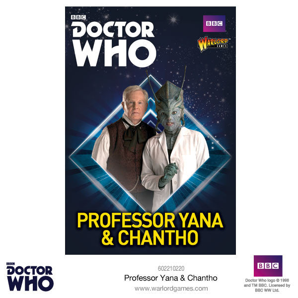 Professor Yana and Chantho